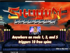 Shogun Showdown - Amaya