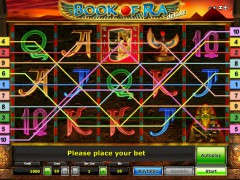 Book of Ra Deluxe - Gaminator
