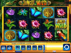 Jungle Wild - William Hill Interactive