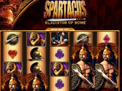 Spartacus - William Hill Interactive