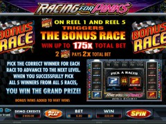 Racing For Pinks - Quickfire