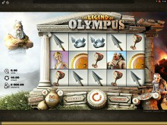 The Legend Of Olympus slot oyunları slotoyunlari77.com Quickfire 1/5