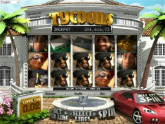 Tycoons - Betsoft