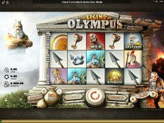 The Legend Of Olympus slot oyunları slotoyunlari77.com Microgaming 1/5