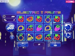Electric7Fruits - MrSlotty
