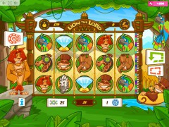 Lion the Lord slot oyunları slotoyunlari77.com MrSlotty 1/5