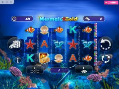 Mermaid Gold slot oyunları slotoyunlari77.com MrSlotty 1/5