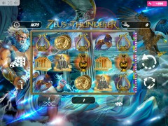 Zeus the Thunderer slot oyunları slotoyunlari77.com MrSlotty 1/5