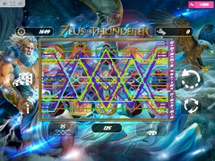 Zeus the Thunderer slot oyunları slotoyunlari77.com MrSlotty 4/5