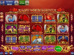 East Wind Battle slot oyunları slotoyunlari77.com GamesOS 1/5