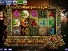 Maya Wheel Of Luck slot oyunları slotoyunlari77.com GamesOS 1/5